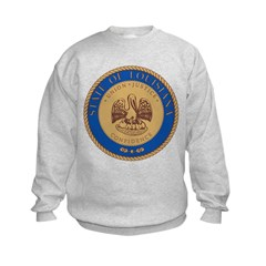 Louisiana Seal Sweatshirt