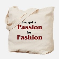 Fashion Passion Tote Bag