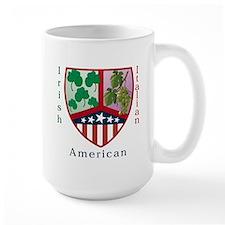 Irish Italian American Mug