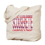 Scouserette Tote Bag