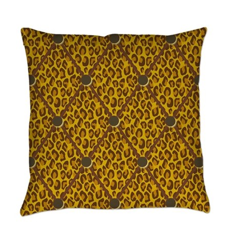 BUTTON TUFTED Everyday Pillow