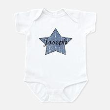 Joseph (blue star) Infant Bodysuit