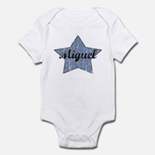 Miguel (blue star) Infant Bodysuit