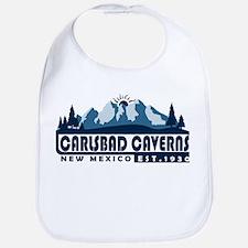 Carlsbad Caverns - New Mexico Baby Bib