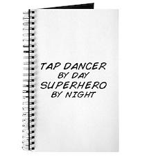 Tap Dancer Superhero by Night Journal