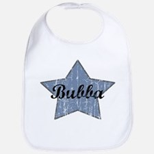 Bubba (blue star) Bib