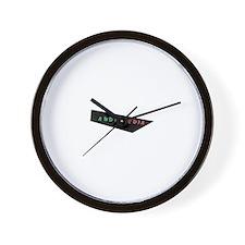Cute Handy Wall Clock