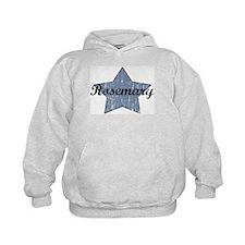 Rosemary (blue star) Hoodie