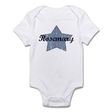 Rosemary (blue star) Infant Bodysuit