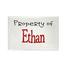 Ethan Rectangle Magnet