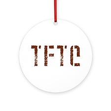 TFTC Ornament (Round)
