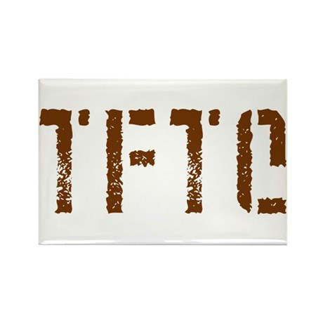TFTC Rectangle Magnet (10 pack)