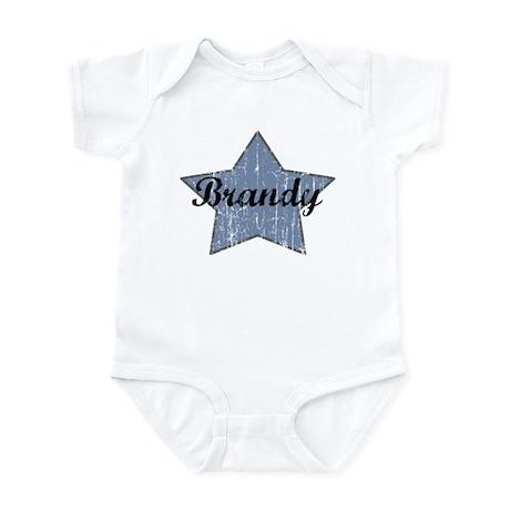Brandy (blue star) Infant Bodysuit