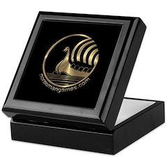 Norseman URL Bronze Black Keepsake Box