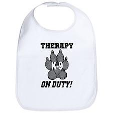 Therapy K9 On Duty Bib