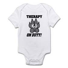 Therapy K9 On Duty Infant Creeper