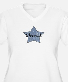 Denzel (blue star) T-Shirt