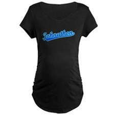 Retro Johnathon (Blue) T-Shirt