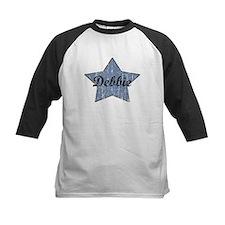 Debbie (blue star) Tee
