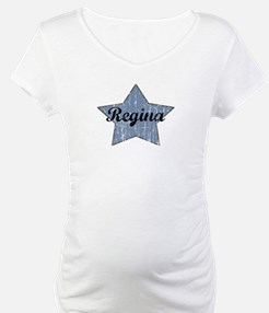 Regina (blue star) Shirt