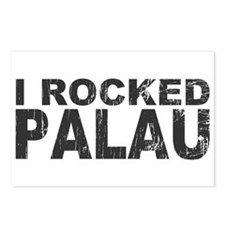 I Rocked Palau Postcards (Package of 8)