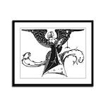 Faust 26 Framed Panel Print