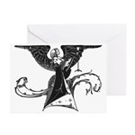Faust 26 Greeting Cards (Pk of 20)