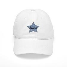 Keira (blue star) Baseball Cap