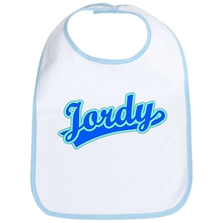 Retro Jordy (Blue) Bib
