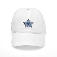 Essence (blue star) Baseball Cap