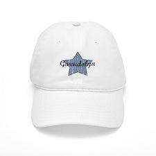Gwendolyn (blue star) Baseball Cap