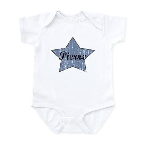 Pierre (blue star) Infant Bodysuit
