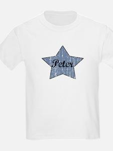 Peter (blue star) T-Shirt