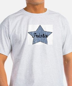 Trista (blue star) T-Shirt