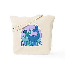 Eat at Mel's / Octopus - Tote Bag