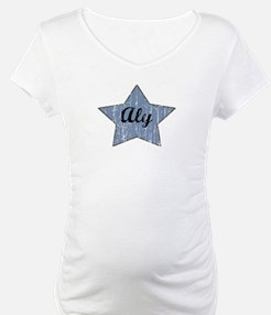 Aly (blue star) Shirt