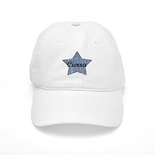 Cierra (blue star) Baseball Cap
