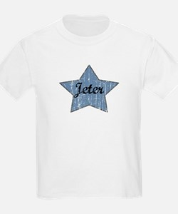 Jeter (blue star) T-Shirt