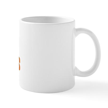 Max Kicks Ass Mug