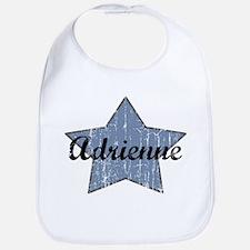 Adrienne (blue star) Bib