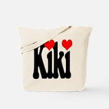 I love Kiki Tote Bag