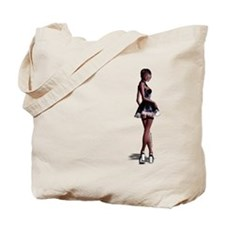 Follow Me (on left) Tote Bag