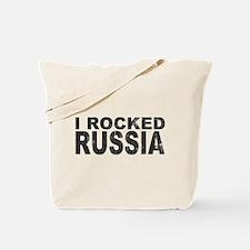 I Rocked Russia Tote Bag