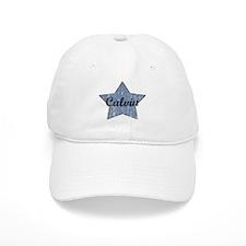 Calvin (blue star) Baseball Cap