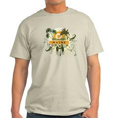 Palm Tree Maine T-Shirt