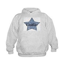 Caitlin (blue star) Hoody