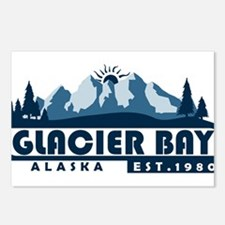 Glacier Bay - Alaska Postcards (Package of 8)