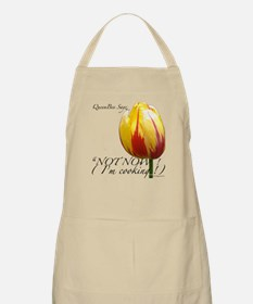 Queenbee Sayz Barbecue with Patience Apron