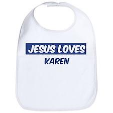 Jesus Loves Karen Bib