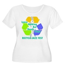 Recycle Jazz Fest T-Shirt